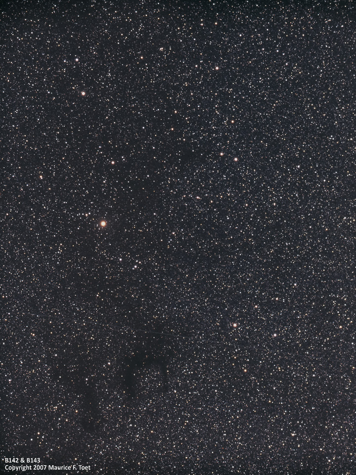 B142, Barnard's E