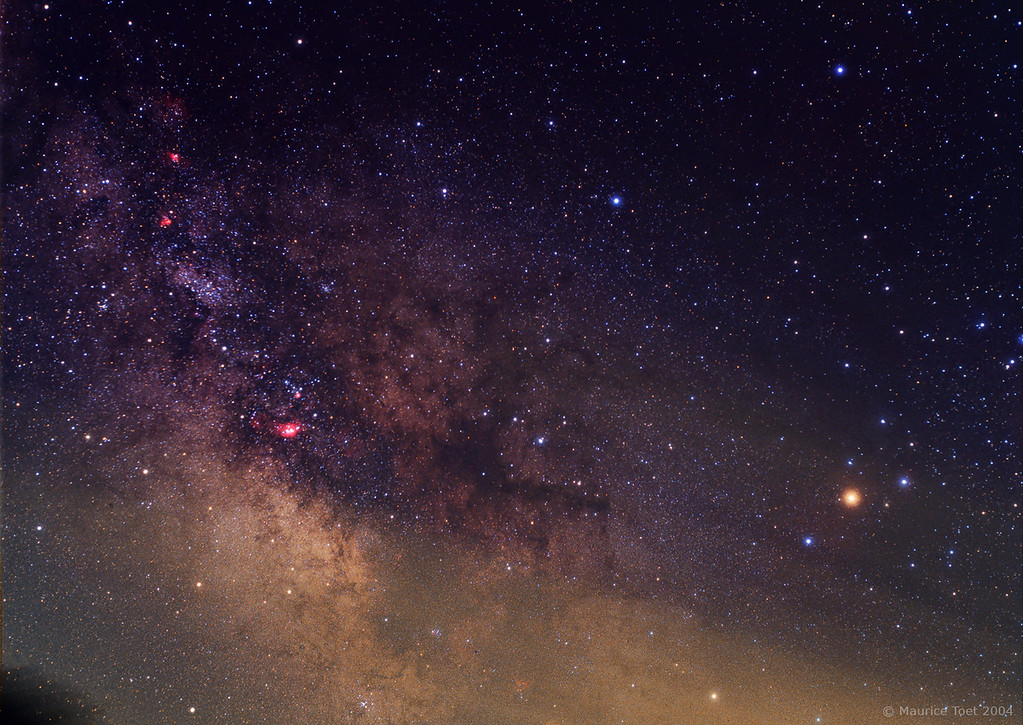 Pipe Nebula & Rho Ophiuchi Cloud Complex