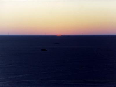 Sunrise on Eclipse Day