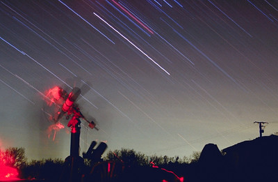 Tracking setting Orion
