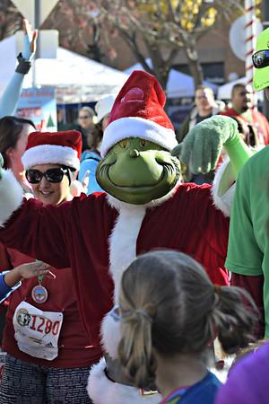 Jingle Bell Run - Dec 2015