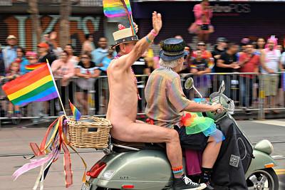 SF Pride Parade - June 2015