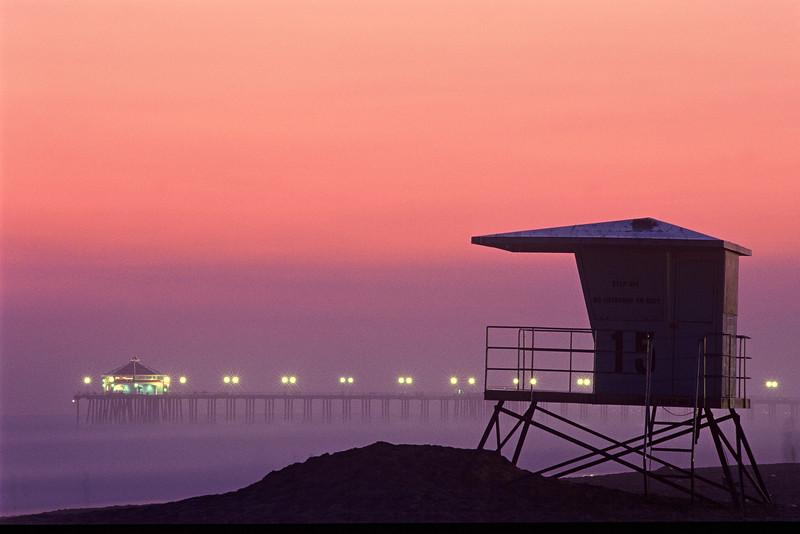 """Tower 15"" / Huntington Beach"