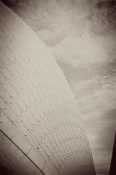 """Sydney Opera House #1"" / Australia"