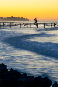"""Christmas Eve Morning"", San Clemente"