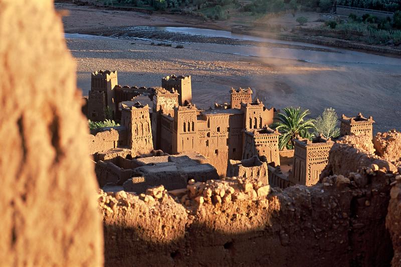 """Ait Benhaddau Casbah"" / Morocco"