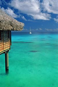 """Paradise"" / Bora Bora"