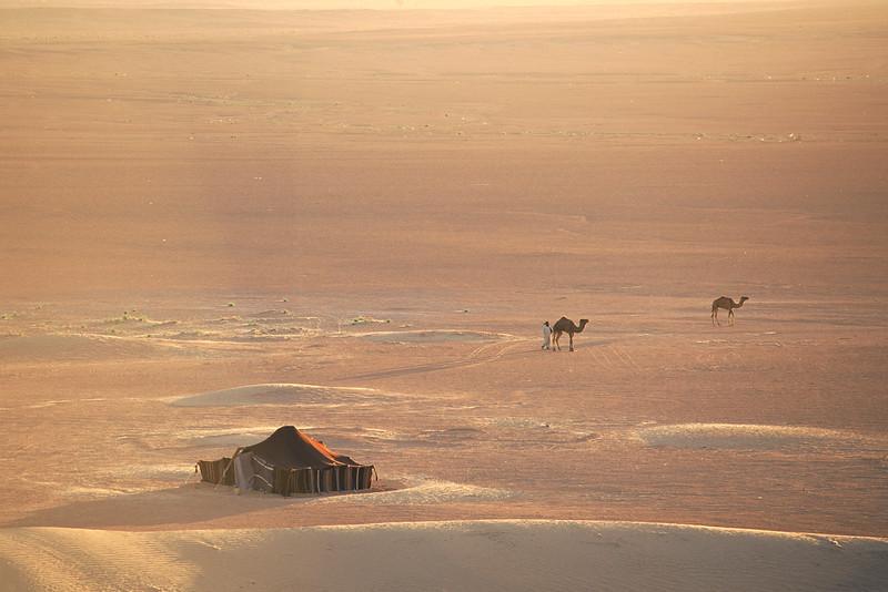 """Desert Camp"" / Morocco"