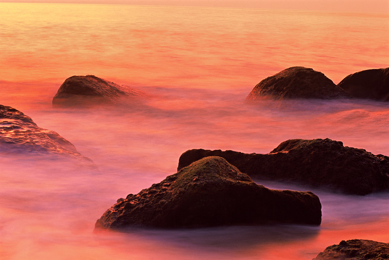 """Fire Water"" / Laguna Beach"