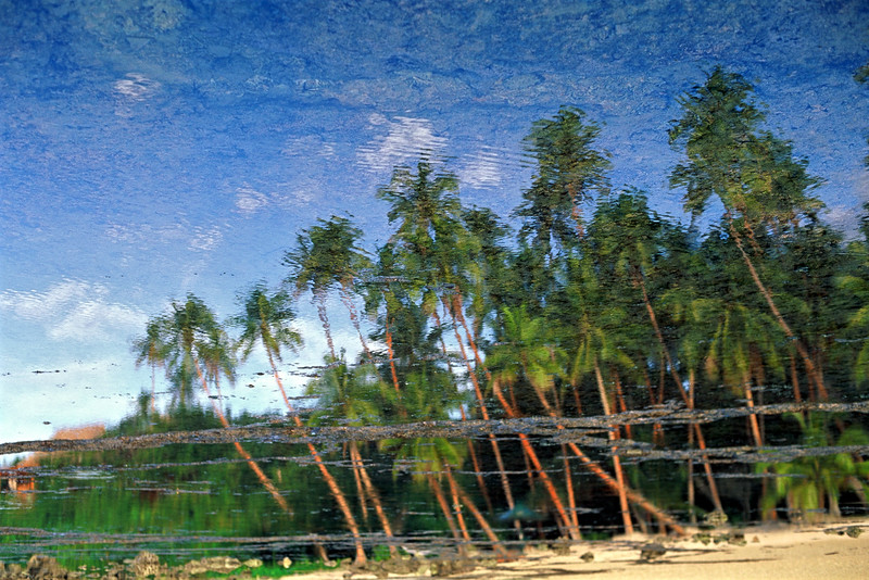 """Fiji Reflection"""