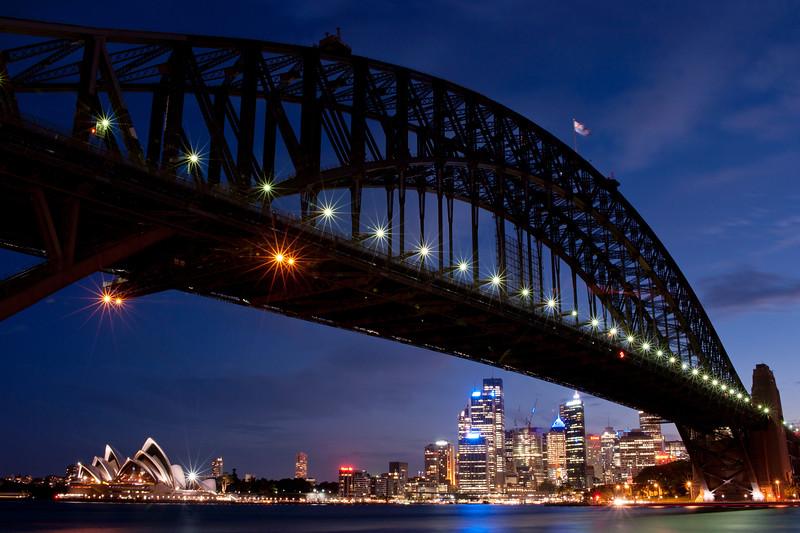 """Sydney Harbour Bridge"", Australia"