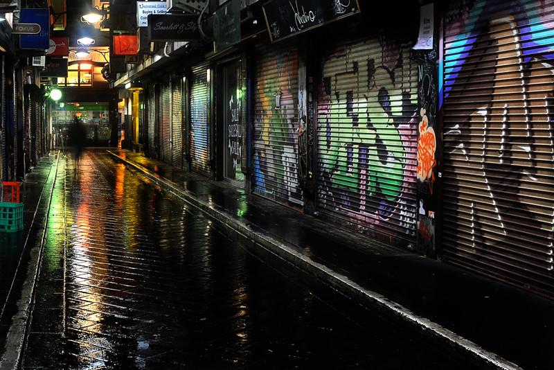 """Midnight In Melbourne"" / Australia"