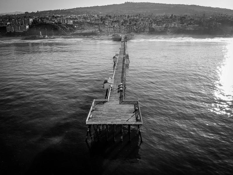 Empty Pier, San Clemente