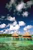 """""""Tahitian Paradise"""" / Bora Bora"""