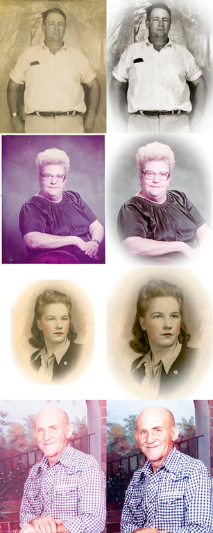 Photographic Restorations