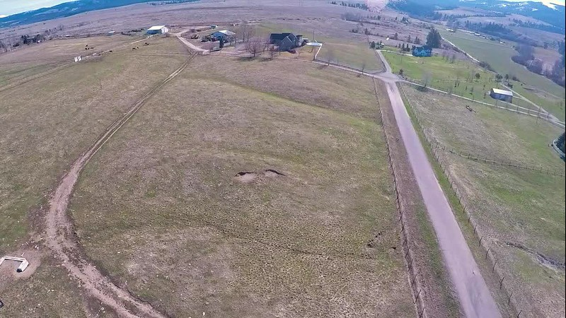 SAMPLE  REALESTATE LILSTING DRONE VIDEO - Bare Lane