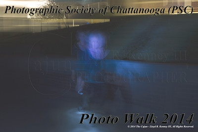 Photographic Society of Chattanooga (PSC) Photo walk. ©2014 The Cajun Photographer: Lloyd R. Kenney III — with Stephen Sweat at Hunter Museum of American Art in Downtown Chattanooga, Tennessee. Contact Info: LloydKenneyiii@gmail.com