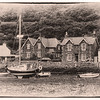 Fishermen's Cottages, Lower Town, Fishguard, Dyfed