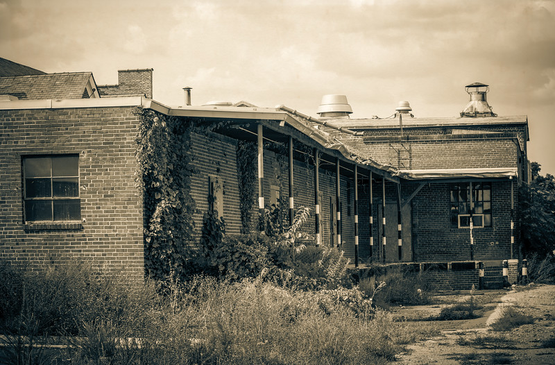 Former Occoquan Workhouse, Lorton Reformatory, Laurel Hill, Virginia