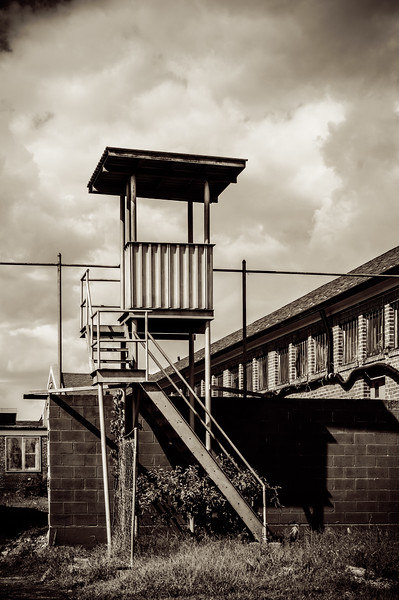 Guard Tower, Former Occoquan Workhouse, Lorton Reformatory, Laurel Hill, Virginia