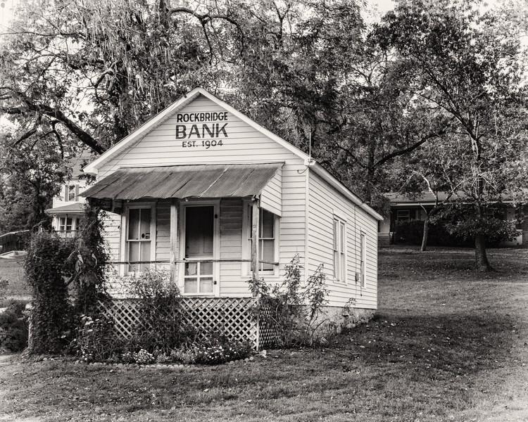 Old Bank Building, Rockbridge, Missouri