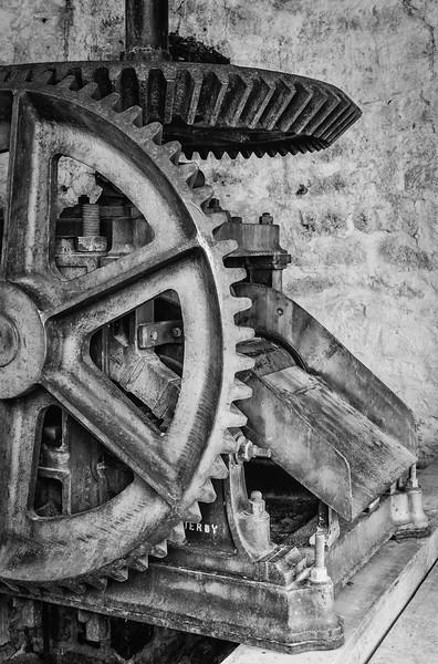 Sugar Mills, Betty's Hope, Antigua