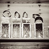 US-VA-000474.psd - Oil Lamps on Stable Shelf, Colonial Williamsburg, Virginia