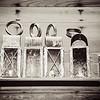 US-VA-000474.psd - Oil Lamps on Stable Shelf, Colonial Williamsburg, Virginia