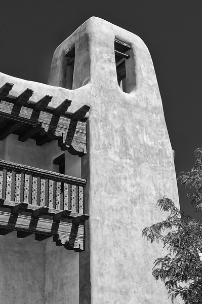 New Mexico Museum of Art,  West Palace Ave, Santa Fe, New Mexico