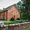Christ Church, Durham Parish, 8685 Ironsides Road, Nanjemoy, Charles County, Maryland
