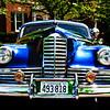 1947 Packard Super Clipper, Antique Car Show, Armstrong Street, Old Town Fairfax, Virginia