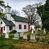 All Saints' Episcopal Church, Oakley, St Mary's County County, Maryland
