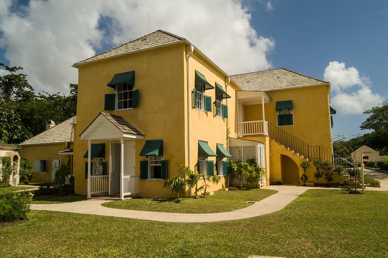 George Washington House, Bush Hill, The Garrison, St Michael, Barbados
