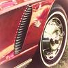 1962 Corvette, Antique Car Show, Sully Historic Site, Chantilly, Virginia