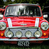 1966 Mini Cooper S, Antique Car Show, Sully Historic Site, Chantilly, Virginia