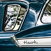 1961 Studebaker Hawk, Antique Car Show, Sully Historic Site, Chantilly, Virginia