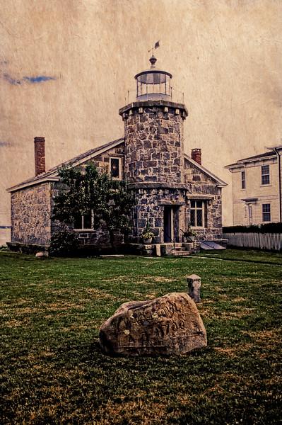 Stonington Harbor Light, Stonington, Connecticut