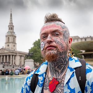 extinction rebelion london