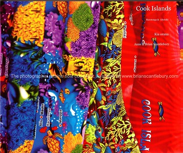 Cook Islands. A great collection of 100+ images and 40 showing the people, the scenery and the life of these islands. Available in hard cover, with dust jacket or soft cover versions. The Dust Jacket version has a little more info and images. A wonderful gift, or your personal record,of the wonderful group of South Pacific Islands. Review book; http://www.blurb.com/bookstore/detail/1907535