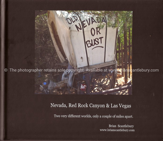 """Nevada, Red Rock Canyon & Las Vegas. A great collection of 50+ images. Available in hard cover, with dust jacket or soft cover versions. The Dust Jacket version has a little more info and images. A wonderful gift, or your personal record,of the wonderful American state.<br /> Review book;<br />  <a href=""""http://www.blurb.com/bookstore/detail/893011"""">http://www.blurb.com/bookstore/detail/893011</a>"""