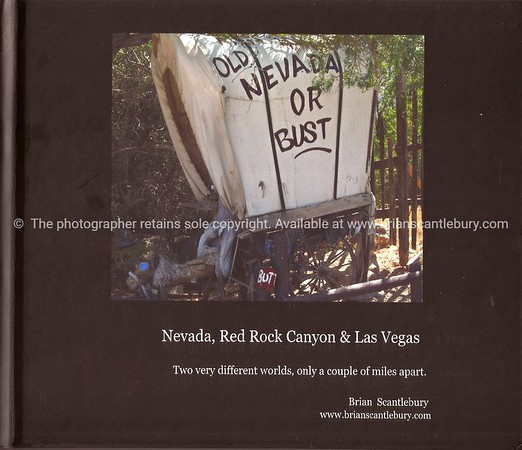 "Nevada, Red Rock Canyon & Las Vegas. A great collection of 50+ images. Available in hard cover, with dust jacket or soft cover versions. The Dust Jacket version has a little more info and images. A wonderful gift, or your personal record,of the wonderful American state.<br /> Review book;<br />  <a href=""http://www.blurb.com/bookstore/detail/893011"">http://www.blurb.com/bookstore/detail/893011</a>"