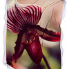 Red Orchid, 2002<br /> Photographic Emulsion Transfer on paper