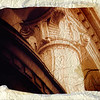 Greek Column, 2002<br /> Photographic Emulsion Transfer on Hand Made Paper