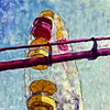 Carousel I, 1998<br /> Polaroid Manipulation