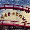 Carousel II, 1998<br /> Polaroid Manipulation