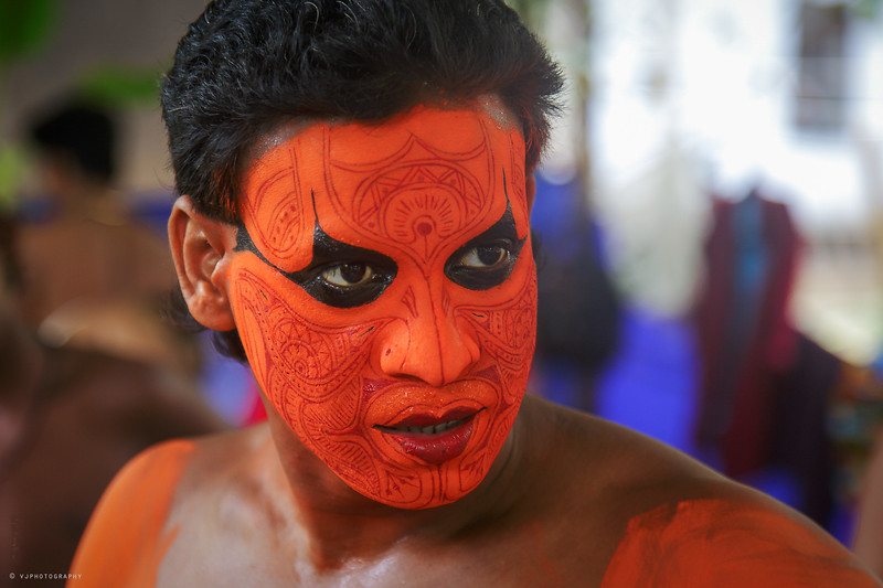 Theyyam - when men become Gods