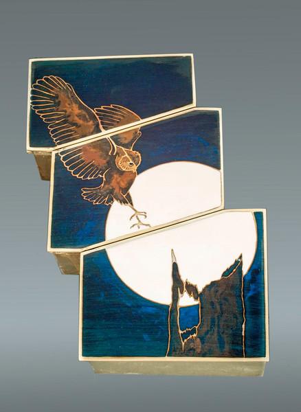 Owl Box by Mary Ellen O'Connor