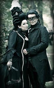 Grevina Patrizia und Duke Caligo
