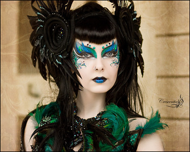 Model: Rachael Forbes Fashion: http://www.theimaginariumapparel.com/ Make Up: Rachael Forbes