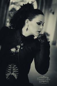 Model: Seraphine Nephilim